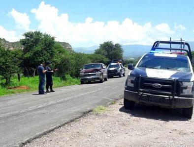 Ganado suelto provoca múltiples accidentes en carreteras de Tepehuanes