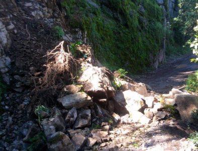 Pide Canelas respaldo de Estado y Federación para mejorar caminos rurales