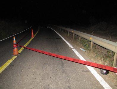 Muere motociclista en carretera de Mapimí