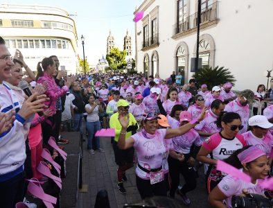 Buscará el Estado ampliar las acciones para la detección oportuna de cáncer de mama
