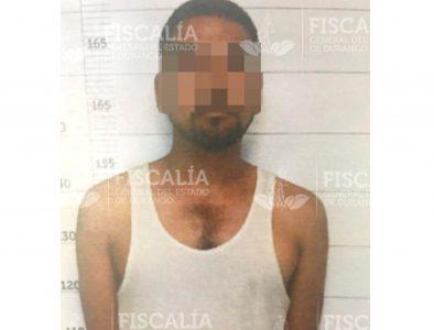 Captura Fiscalía a secuestrador en Tepehuanes; pedía 8 mdp para liberar a minero