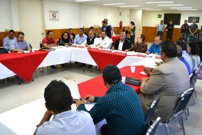 Presentan municipios avances en obras del 3×1 para Migrantes