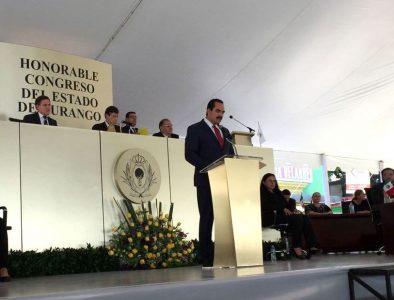Realiza Congreso sesión solemne en Tamazula para conmemorar a Guadalupe Victoria