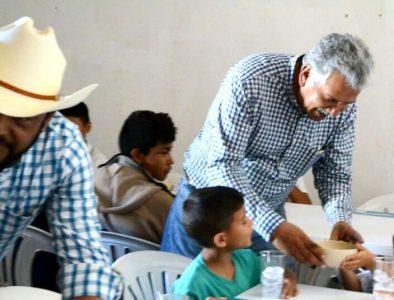 Inaugura Sedesol un Comedor Comunitario en el municipio de San Juan de Guadalupe