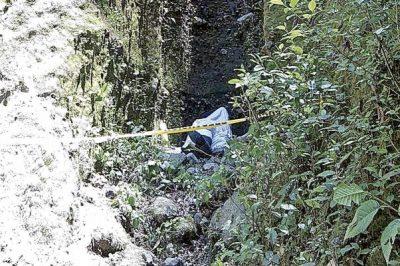 Muere habitante de Coneto de Comonfort al caer a un barranco; lo tiró su caballo