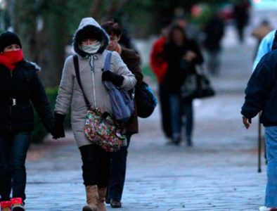 Pronostican nevadas y aguanieve en región noroeste del país