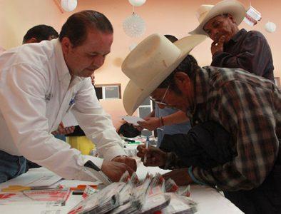 Garantiza Sedesol pensión de adultos mayores en San Juan del Río