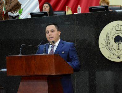 Propone diputado citar a SCT y Secope para revisar avances en carretera Durango – Parral