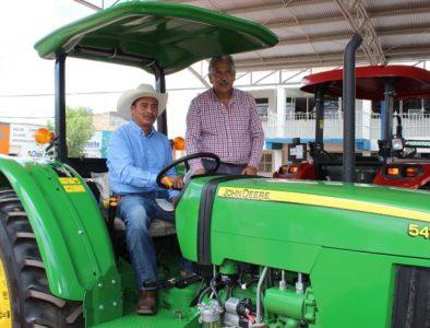 Entrega SAGARPA 19.8 mdp a productores agrícolas de Pánuco de Coronado