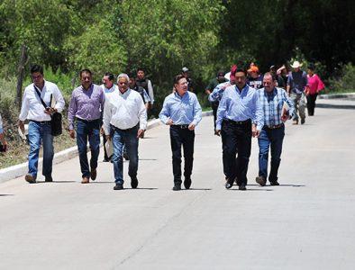 Concluye carretera Tepehuanes – Tarahumar con suma de esfuerzos: Aispuro