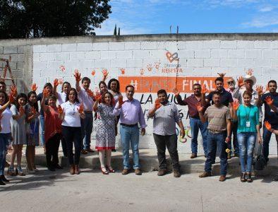 Ofrecen plática «#PuntoFinal a la violencia contra la mujer» en Rodeo