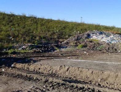 Construyen rellenos sanitarios para Rodeo y Guanaceví