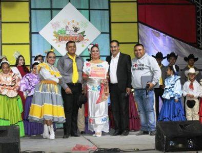 Con emotiva celebración, termina en Rodeo la Feria Regional Agrícola – Ganadera