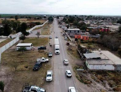 Entregan 230 mdp en obras carreteras en Tlahualilo