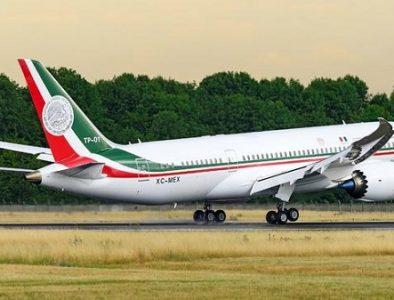 Se va a rifar el avión presidencial: AMLO