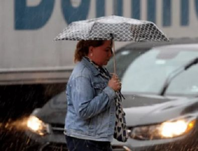 Prevén lluvias en al menos 18 estados del país