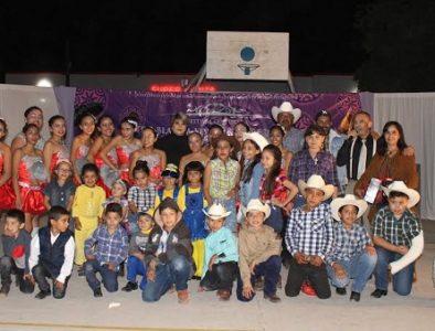 Celebran festival cultural 'Mtra. Blanca Elvira Nevárez Jáquez' en Canatlán