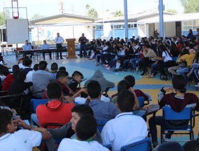 Mapimí y Tlahualilo conforman su Consejo Ciudadano de Seguridad Pública