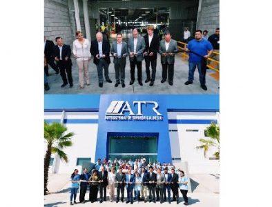 Inauguran plantas de Sumitomo y Henniges con inversión de 100 mdd