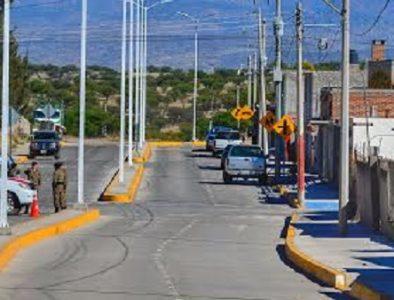 Bulevar Acacias en Santiago Papasquiaro ya está listo: Secope