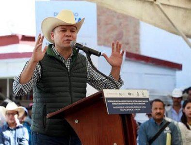 Durango exige que trabajemos en unidad: Esteban Villegas
