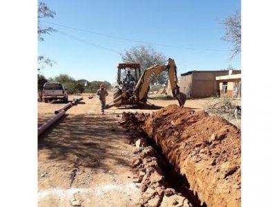 Inician obras de ampliación en la red de drenaje de Ignacio Ramírez