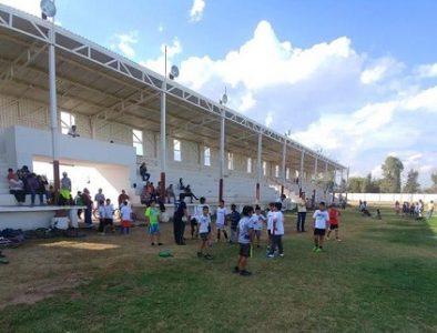 Incentivan deporte y activación física en Guadalupe Victoria
