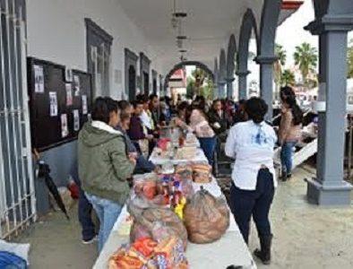 Celebran Kermesse a beneficio del DIF municipal de Poanas