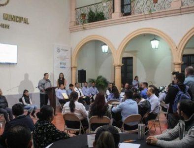 Realizan propuestas a través de Mesas de Consulta Ciudadana en VG
