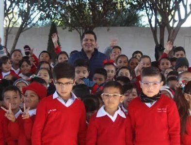 Concluye campaña 'Ver bien para aprender mejor' en Vicente Guerrero