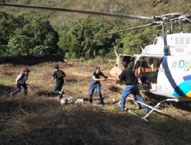 Gobierno del Estado entrega víveres en zonas afectadas por lluvias