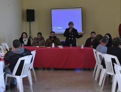 Celebran encuentro con migrantes en Canatlán
