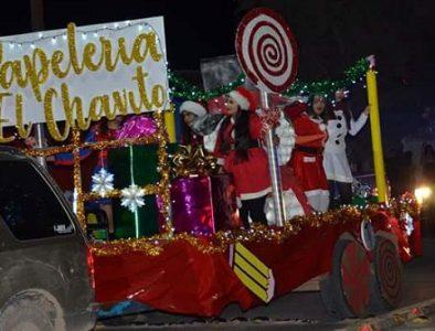 Poanas realiza distintas actividades por temporada decembrina