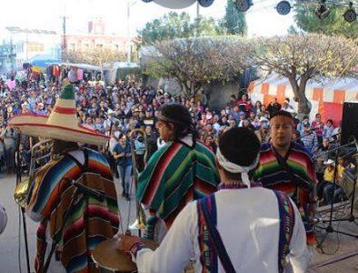 Realizan con éxito Festival Navideño en Vicente Guerrero