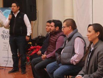 Promueven la difusión entre municipios con el festival 'Navidad en familia'