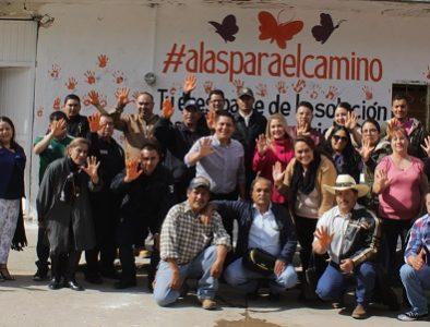Se une Vicente Guerrero a la erradicación de la violencia contra la mujer