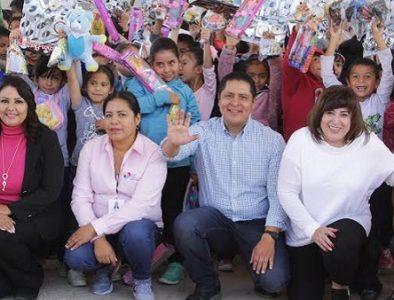 'Una Navidad Para Todos' llega a Vicente Guerrero