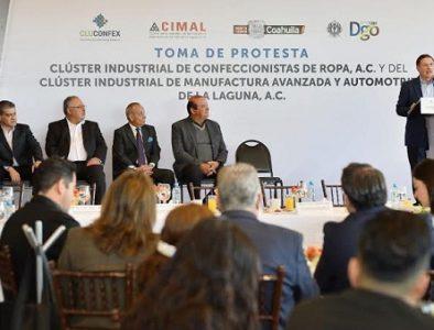 Alianzas generan una Laguna más competitiva: Gobernador