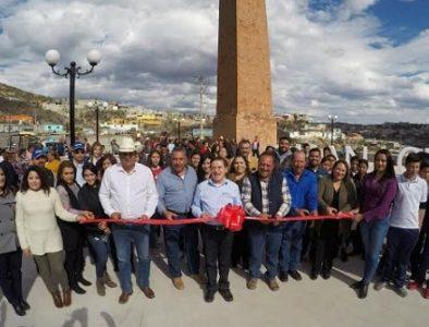 Entrega Gobernador paquete de obra por 10 mdp en Guanaceví