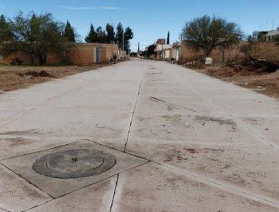 A 3 meses de Gobierno en Vicente Guerrero, se logra la pavimentación de 3 calles