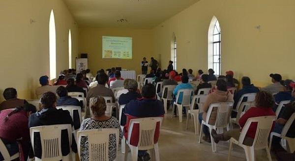 Imparte Canatlán el curso-taller 'Prácticas de higiene en preparación, conservación y venta de alimentos y bebidas'