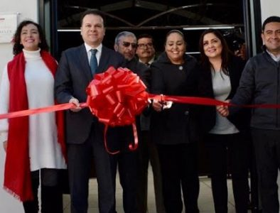 Inaugura Congreso sala 'Juana Belem Gutiérrez de Mendoza'
