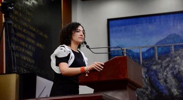 Urge fortalecer acciones contra la violencia de la mujer: Gabriela Hernández