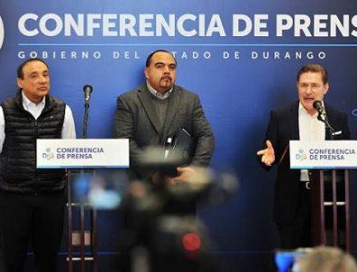 Durango conservará su infraestructura tras firma con el Insabi