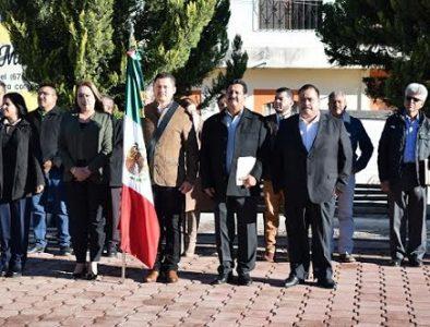 Conmemora Peñón Blanco el aniversario de la promulgación de la Constitución Mexicana