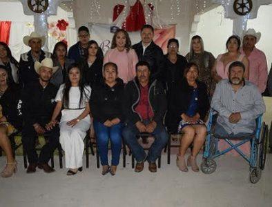 Celebran 'Una Boda Para Todos' en Peñón Blanco