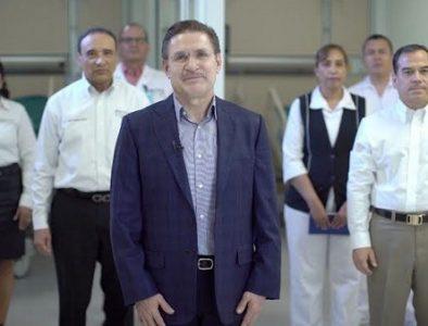 Anuncia Aispuro apertura de nuevo Hospital en Gómez Palacio