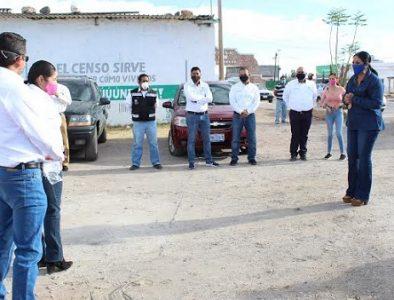 Encabeza Luly Martínez entrega de apoyos alimenticios para zonas rurales de Cuencamé