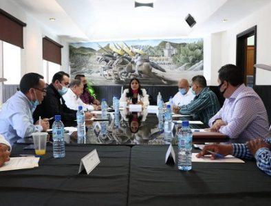 Encabeza Cuencamé frente común contra Covid-19 entre municipios de Zacatecas y Durango