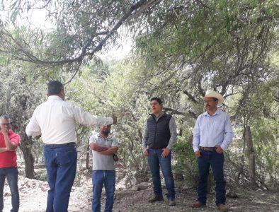 Busca Súchil construir puente vehicular en La Soledad